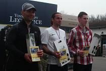 Běžecký pohár Znojma cílí ke svému závěru. Deváty závod si účastníci zaběhli v Boroticích.