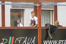 Restaurace v Hrušovanech nad Jevišovkou, která dostala pokutu od ČOI. Ilustrační foto.