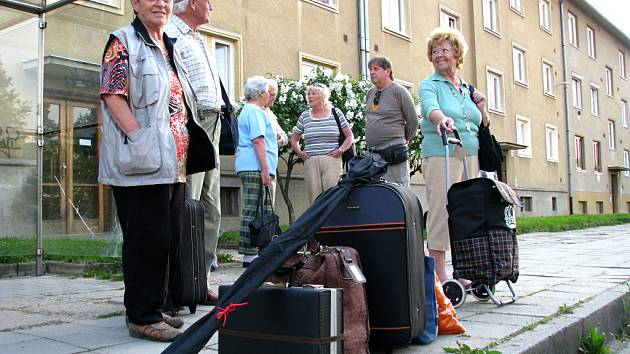 Účastníci zájezdu