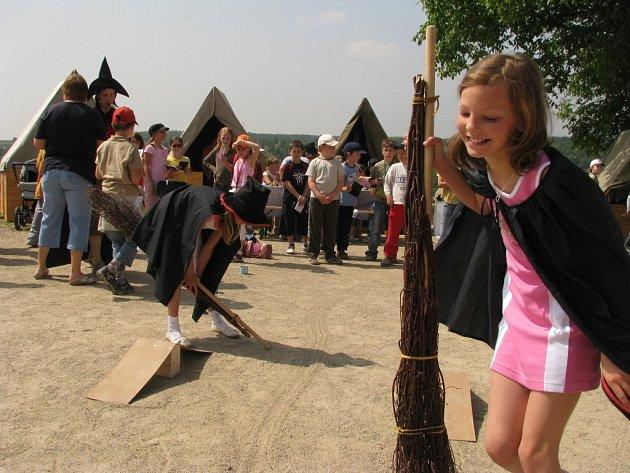 Skautfest lákal děti do oddílů