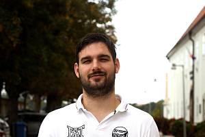 Trenér znojemského florbalového týmu Jan Šťastník končí.