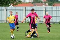 Tasovičtí porazili na domácím hřišti fotbalisty Napajedel 3:1.