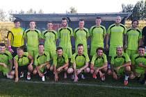 Fotbalisté z Hrušovan nad Jevišovkou obnovili po dvou letech svůj tým. Poslední červnový víkend sehráli první přípravné utkání s dorosteneckým celkem Novosedel.