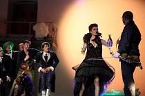 Televize uvedla záznam opery z Hudebního festivalu Znojmo.