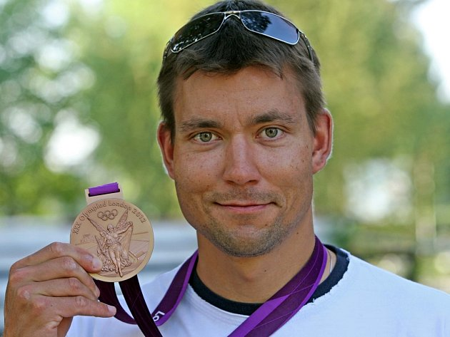 Olympionik Jan Štěrba.