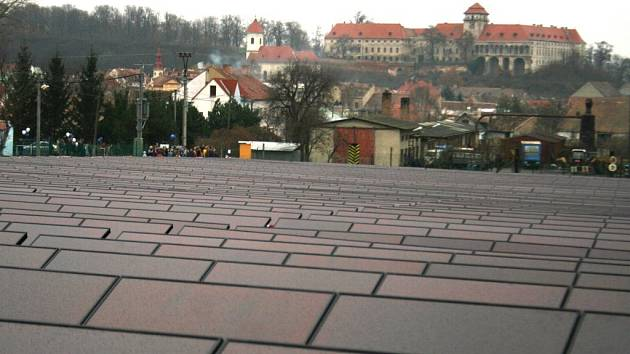 Otevření solární elektrárny v Jaroslavicích