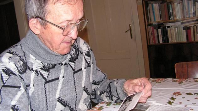 Lékař a historik Karel Fila.
