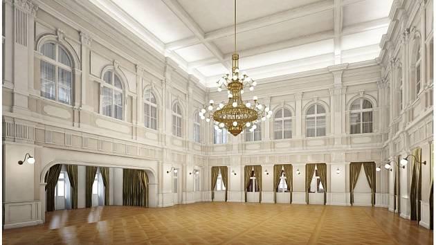 Přípravy rekonstrukce začaly projektovou vizualizací. První návrhy zveřejnili v těchto dnech představitelé znojemské radnice.