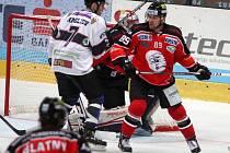 Znojemští hokejisté otevřeli třetí sezonu EBEL utkáním s Fehérvárem
