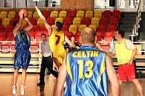 Znojemští basketbalisté porazili Žďár nad Sázavou, s Boskovicemi padli.