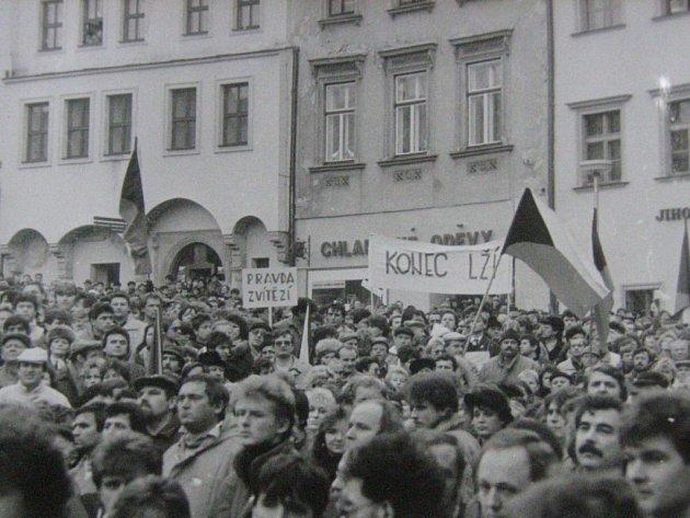 Generální stávka, 27.11. 1989