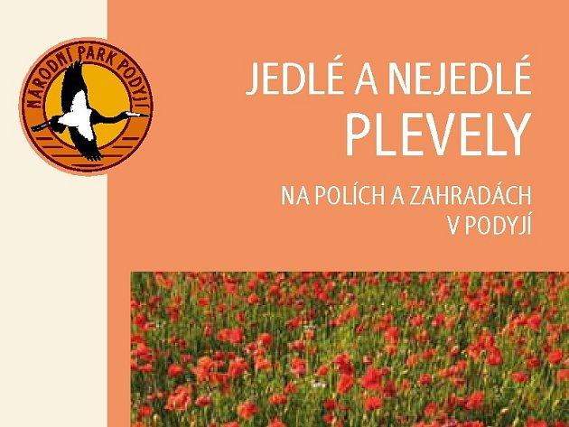 Náhled nového informateriálu Správy Národního parku Podyjí.