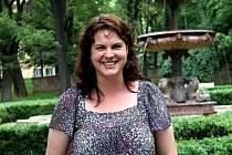 Starostka Petrovic na Moravskokrumlovsku Irena Závišková.