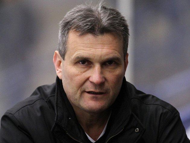 Sportovní manažer znojemských Orlů Rostislav Dočekal.