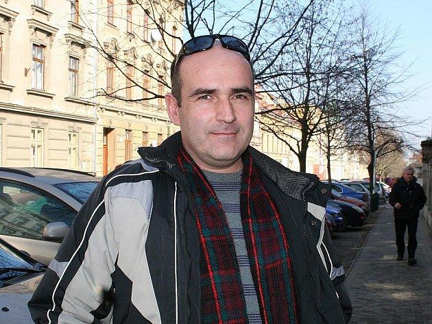 Starostou Vedrovic je po loňských komunálních volbách devětatřivetiletý Richard Janderka.
