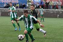 Jevišovice udržely jarní neporazitelnost v derby s Hrušovany nad Jevišovkou a vyhrály 1:0