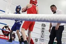 Znojemský oddíl boxu hostil třetí prosincovou sobotu jedno z kol oblastní ligy.