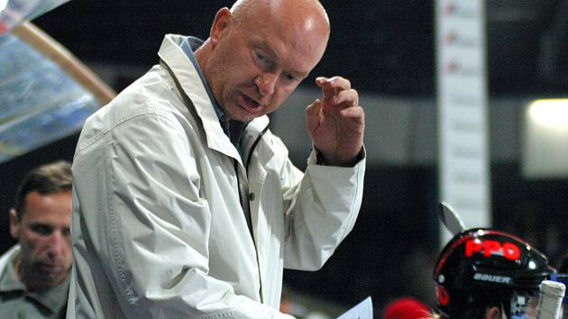 Bývalý  asistent trenéra Znojemských orlů Jan Hořava
