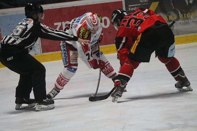 Orli Znojmo podlehli Klagenfurtu.