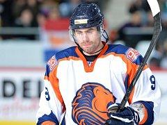 Nizozemský hokejista Kevin Bruijsten.