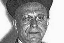 Sbormistr Karel Urbánek.