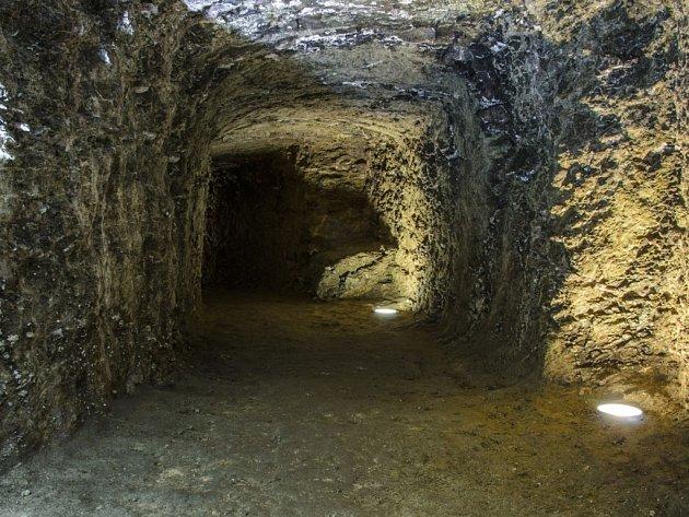 Přeskače získaly ocenění v soutěži Vesnice roku 2014 za turistické lákadlo, kterým je tamní podzemí.
