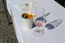 Z prvního kurmlovského Foodfestu.