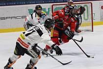 Orli Znojmo v pátek prohráli na domácím ledě s rakouským celkem Dornbirnem 2:3 v prodloužení.