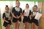 Mažoretky ze Šumné na Znojemsku se v červnu zúčastnily ME v Chorvatsku. V těchto dnech usilují o úspěchy na světovém šampionátu v Praze.
