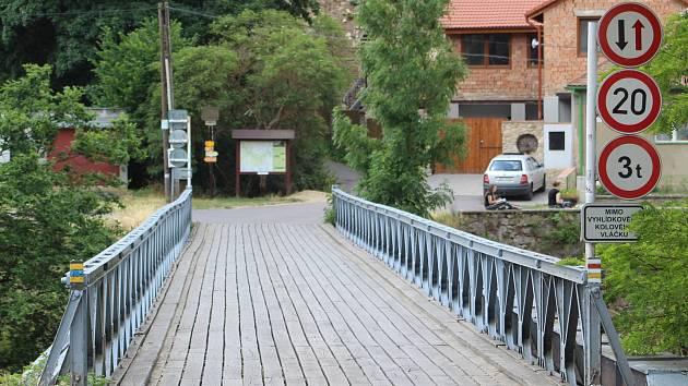 Most u přehrady znojemští opraví. Na podzim