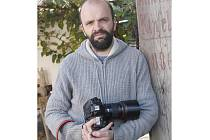 Fotograf Zdeněk Dvořák.