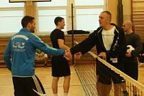 Dohromady dvanáct družstev zamířilo poslední neděli loňského roku do Hodonic na tamější nohejbalový turnaj.