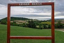 na výletě u sousedů v Leiser Berge.