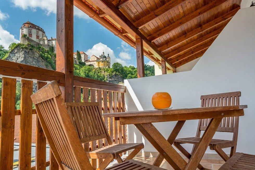 Novinku v ubytování nabízí od letošní sezony Baby hotel Karolínka ve Vranově nad Dyjí.