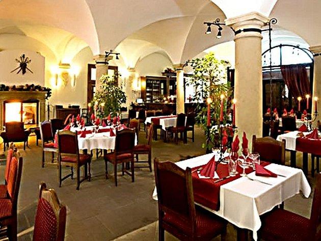 Restaurace Althanský palác