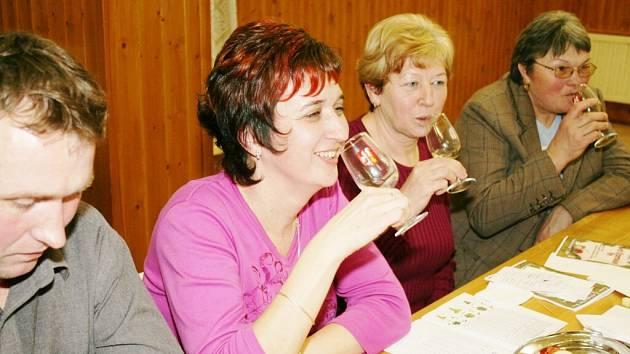 Ochutnávka vín ve Chvalíkovicích