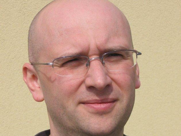 Asistent trnéra Pavel Hynek
