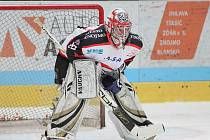 Juniorka hokejových Orlů. Ilustrační foto.