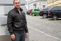 Předseda sociálních demokratů na Znojemsku a místostarosta Znojma Jan Grois.