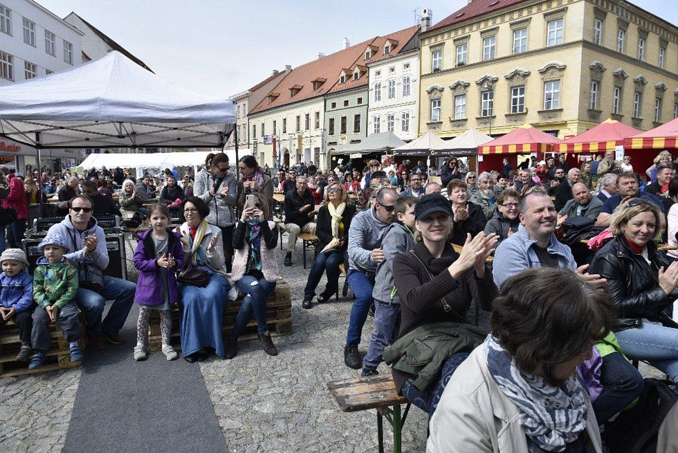 Festival VOC vín.