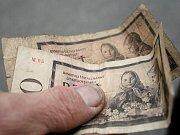 Dobová měna pro případné pokuty.
