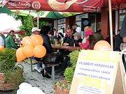 Sociální demokraté slavili Svátek práce tradičně v Lidovém domě.