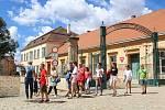 Davy turistů už druhý měsíc objevují krásy Znojma.