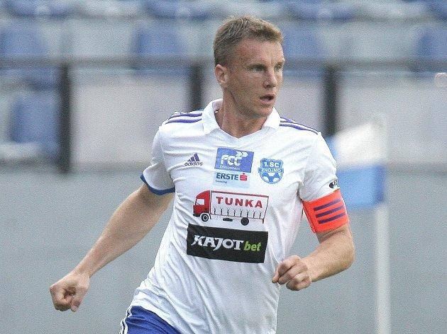 Znojemský stoper Radek Mezlík je po dvou měsících připraven nastoupit do zápasu.