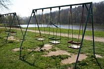 Areál rybníku Vrabčák
