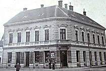 Obchod Jakoba Fialy za první republiky