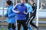 Znojemští fotbalisté zahájili přípravu na jarní část sezony.