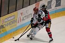 Na znojemský led dorazil rakouský tým z Linze.