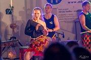 Vrabčí hájek v Moravském Krumlově zažil další Djembe maraton.