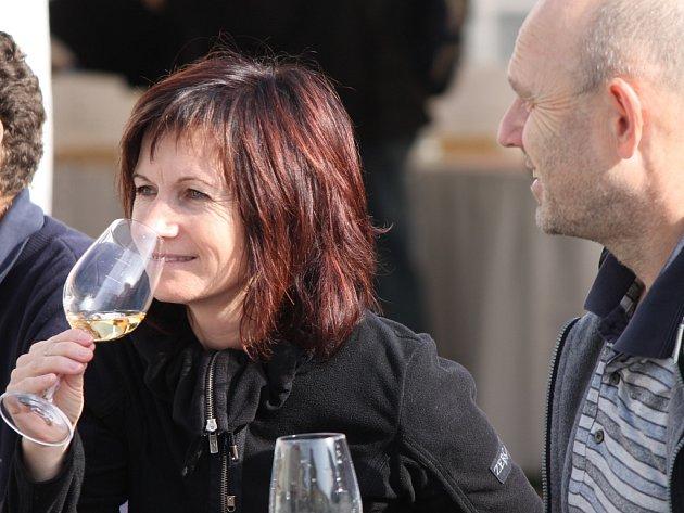 Výstava vín nominovaných za znojemskou podoblast do Národní souteže vín spojená s degustací.